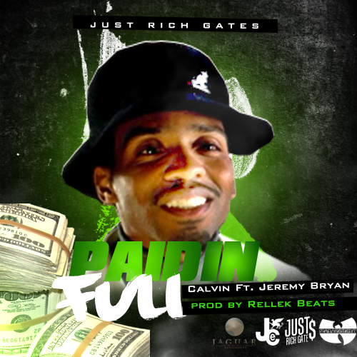 Paid In Full Calvin Cover