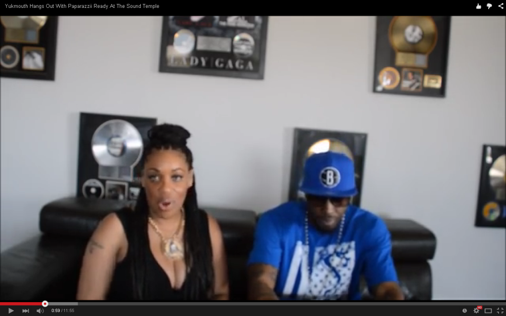 Yukmouth Sits Down With Connie Lodge From Paparazzii Ready To Talk Police Brutality