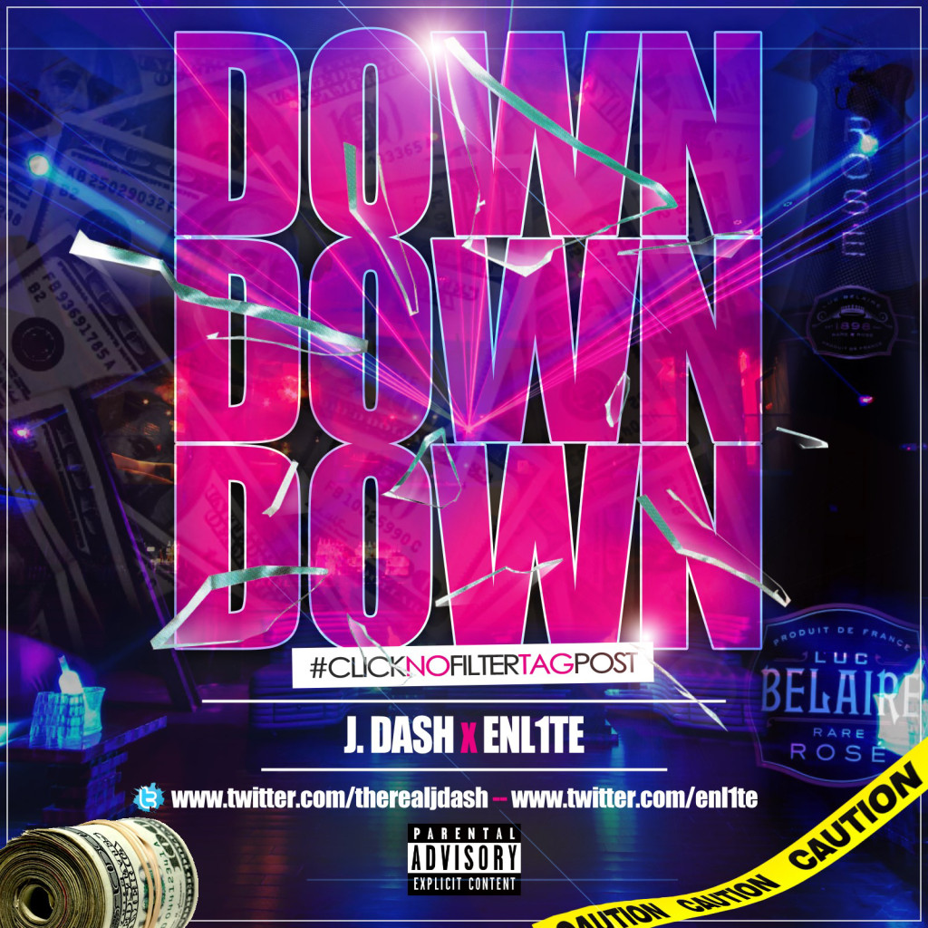 Track: J. Dash And Enl1te - Down Down Down