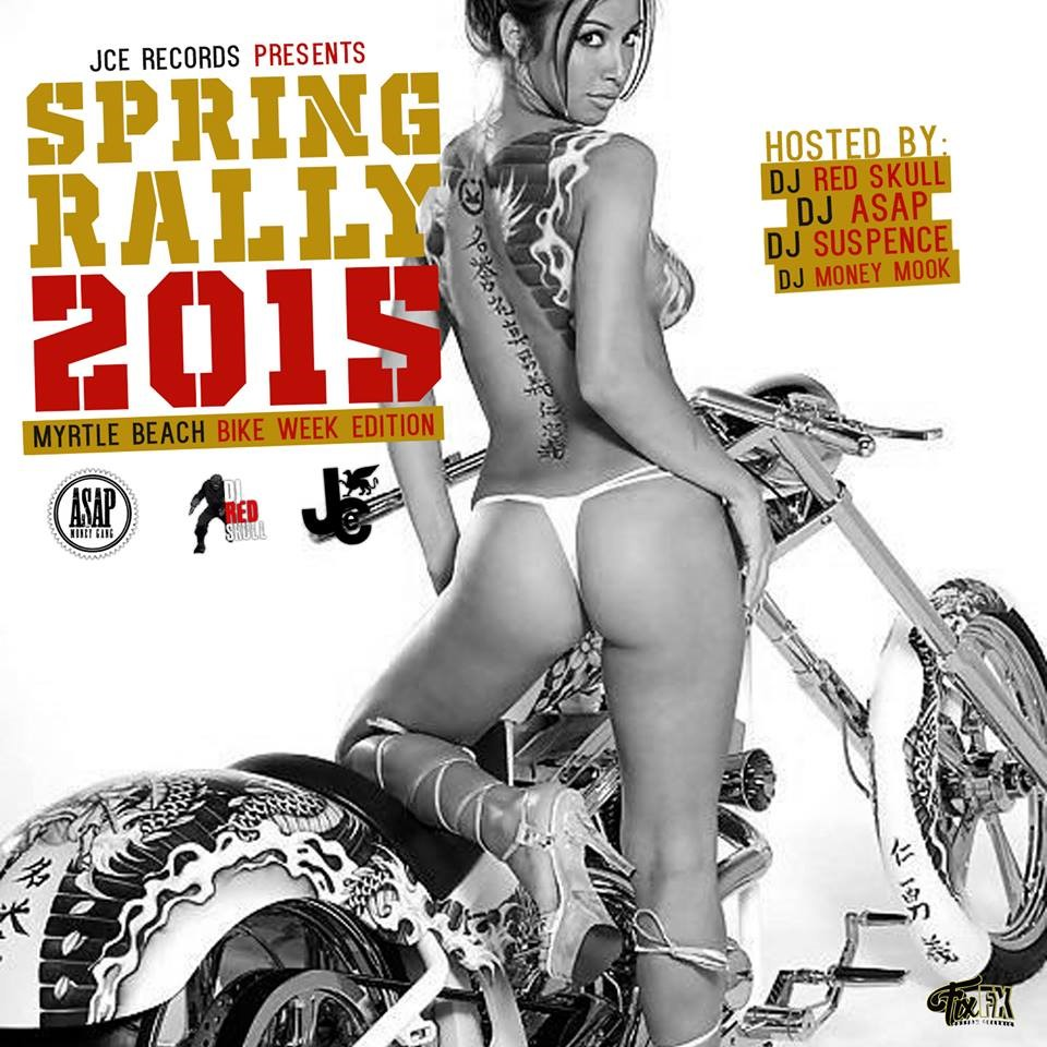 Bike Week 2015 Cover