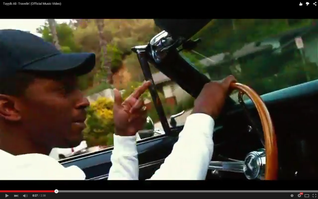 Video: Tayyib Ali -Travelin'