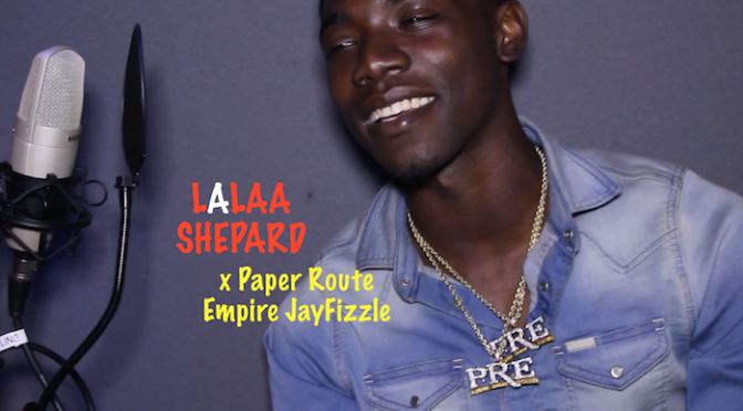 Young Dolph's Artist JayFizzle Talks Balancing Streets & Music On The Progress Report! Paper Route Empire