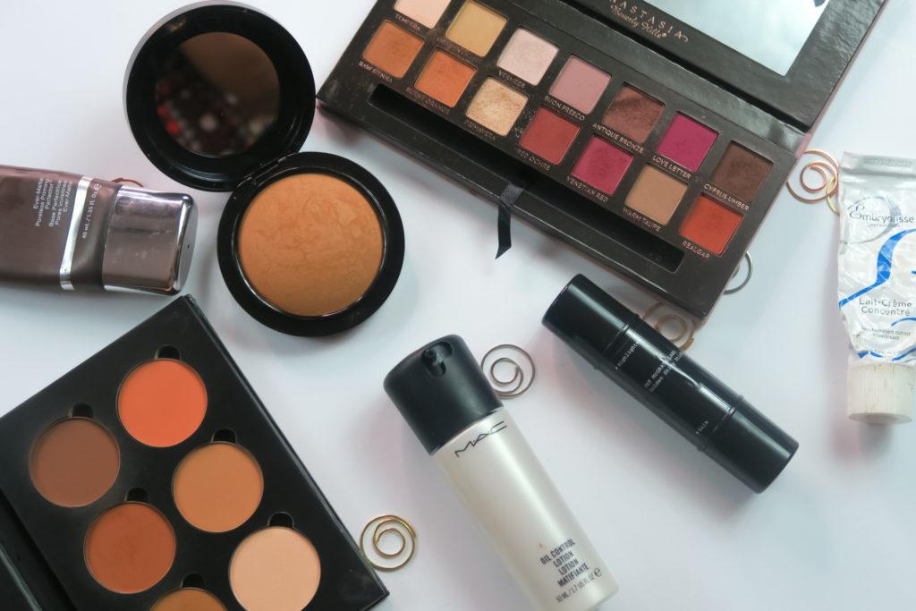 beauty essentials, chrissywoods, top 7 essentials